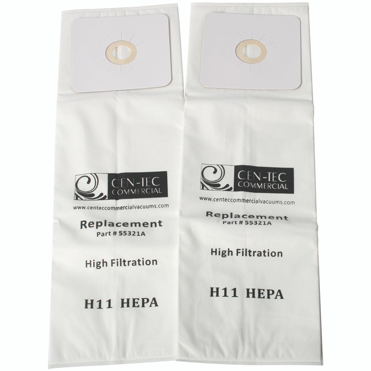 HEPA CV Micro Bags