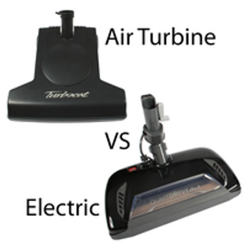 Air Turbine vs Electric