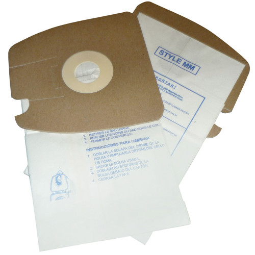 12 Packs of 3 Bags for Eureka Mighty Mite Style MM Bags High Filtration