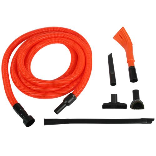 Vacuum Garage Shop Kit with 20-Ft. Hose