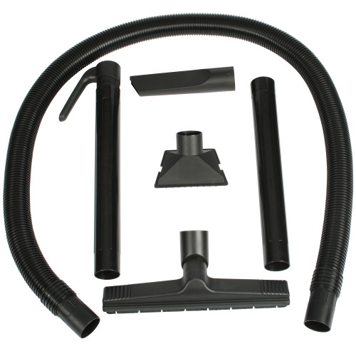 Commercial Wet-Dry Shop Vacuum Hose and Accessories