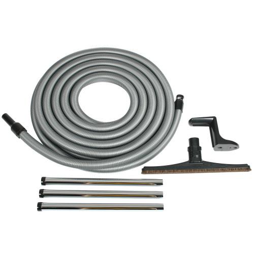Central Vacuum Hard Floor Vacuuming Package