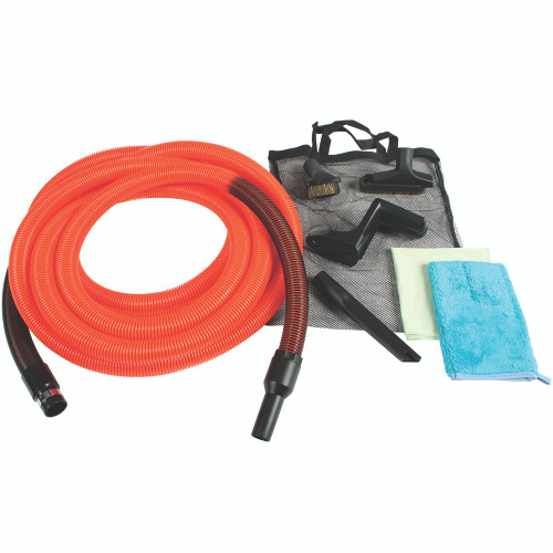 30 Ft. Standard Garage Kit with Orange Hose