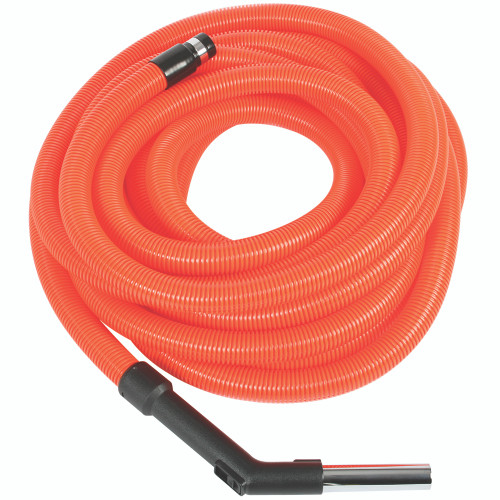 50 Foot Orange Vacuum Hose Kit