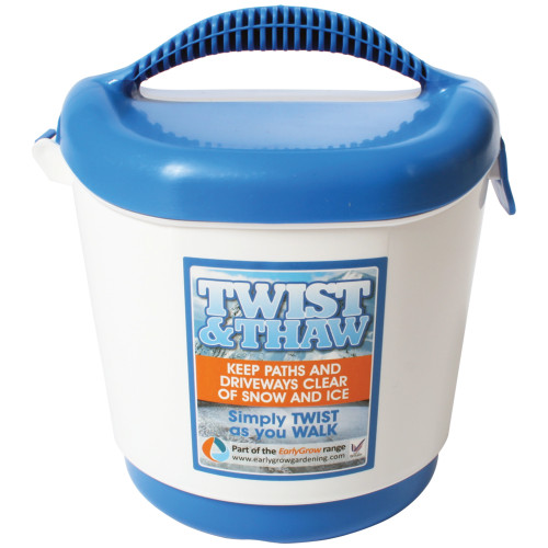 Twist and Thaw Shaker