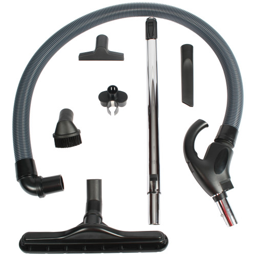 """Backpack Commercial Vacuum Accessory Kit from  1 ½"""" Hose to Use with 1 ¼"""" Accessory Tools"""