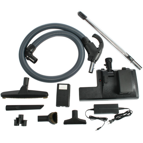 """1.50"""" to 1.25"""" 93356  Lithium Ion Battery Power Nozzle, Hose, & Accessories for 1.50"""" Commercial Backpack Vacuums"""
