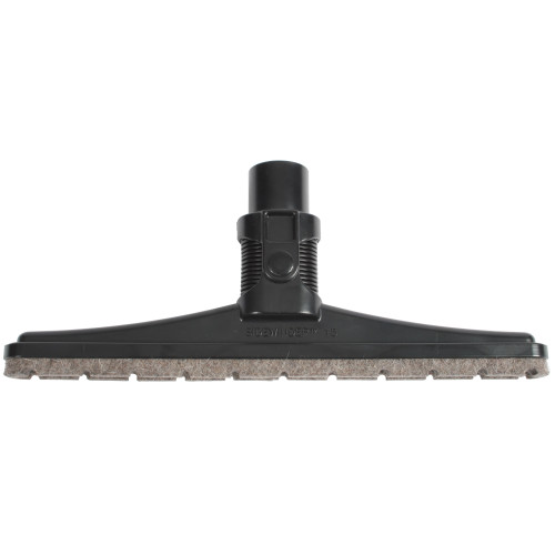 1.5 Inch x 15 Inch Sidewinder Hard Floor Brush with Felt Scallop Fill