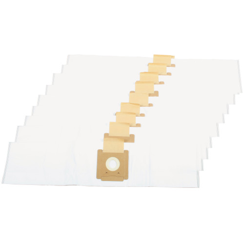 10 Pack X15 HEPA Poly Filters