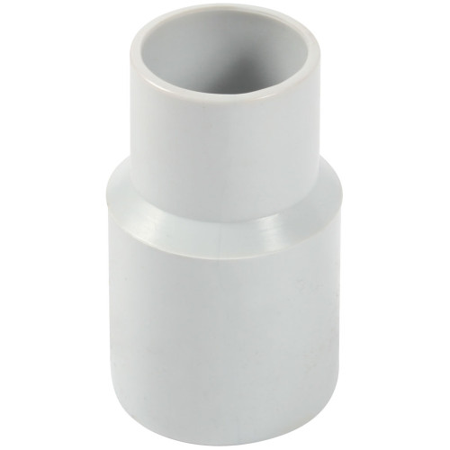 Hose Cuff Gray 1.25 Inch (32mm)