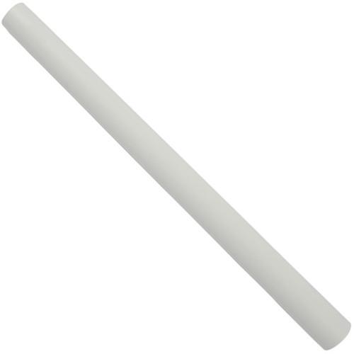 Plastic Straight Wand Gray 1.25 Inch (32mm) x 17.75 Inch (450mm)