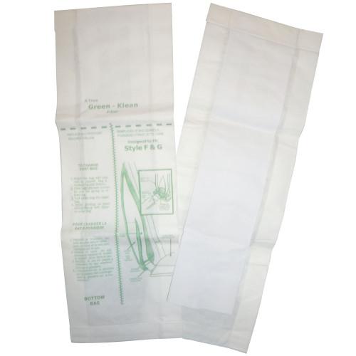 10 Packages of 10 Bags for Clarke - Alto, Kent, Powr Flite & Eureka - Sanitaire