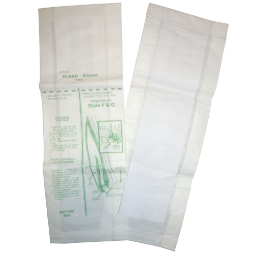 12 Packs of 3 Bags for Clarke - Alto S12PF & S16PF & Eureka - Sanitaire High Filtration Filteraire