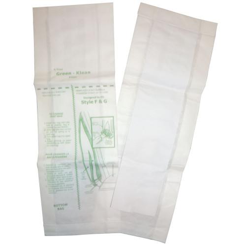 12 Packs of 3 Bags for Eureka - Sanitaire & Powr Flite