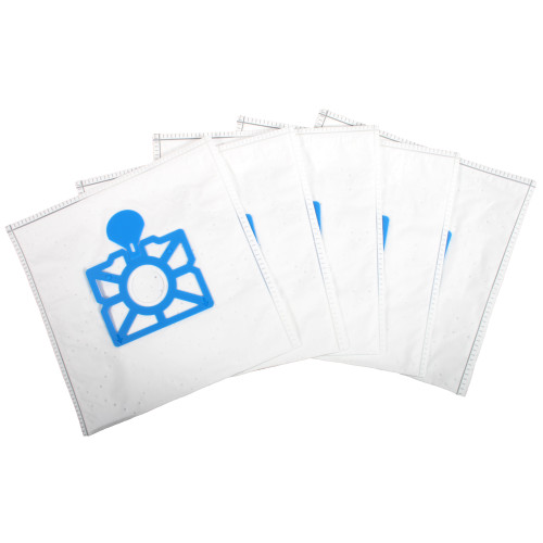 5 Micro Non-Woven Filter Bags 1 Micro Exhaust Filter & 1 Micro Main Filter fits S200 & S250
