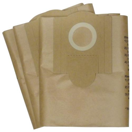 12 Pack of 3 Bags for FEIN Power Mini & Turbo I