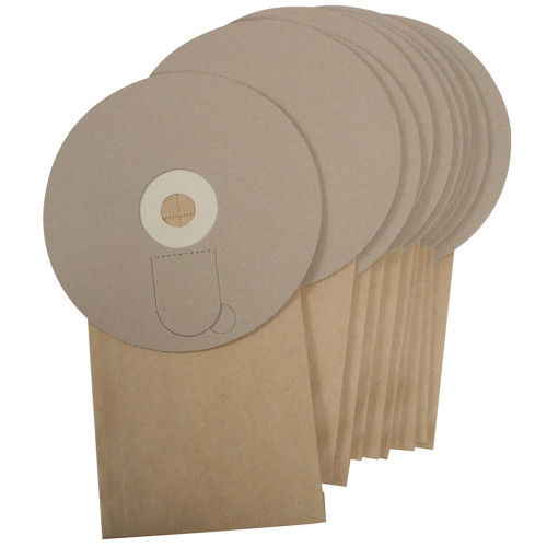 10 Pack of Ghibli T1 Replacement Paper Bags