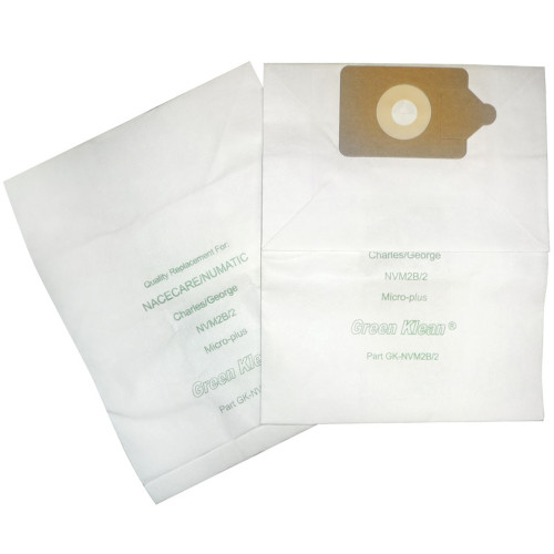 10 Pack of 10 Vacuum Cleaner Paper Bags for Nacecare Charles & George Vacuums