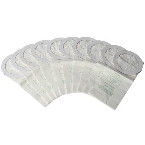 Pack of 10 Vacuum Bags for Perfect Products, Pro-Team, Sandia Plastics & Windsor