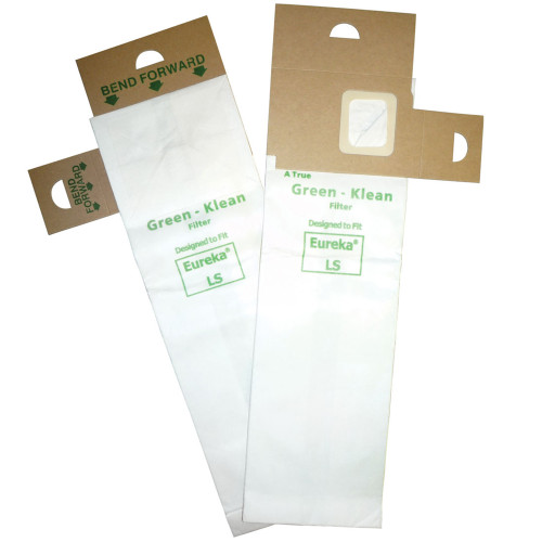 12 Packages of 3 Bags for Eureka - Sanitaire & Powr Flite