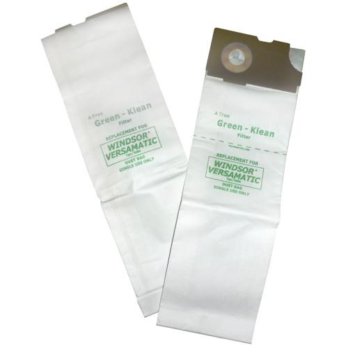10 Packs of 10 Bags for SSS ProSense II & Windsor Versamatic