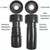 1.25 Inch Premium Home Shop Vacuum Hose,  with 1 Inch X 10 foot Premium Whip Hose & Adapters for Power Tool Dust Recovery