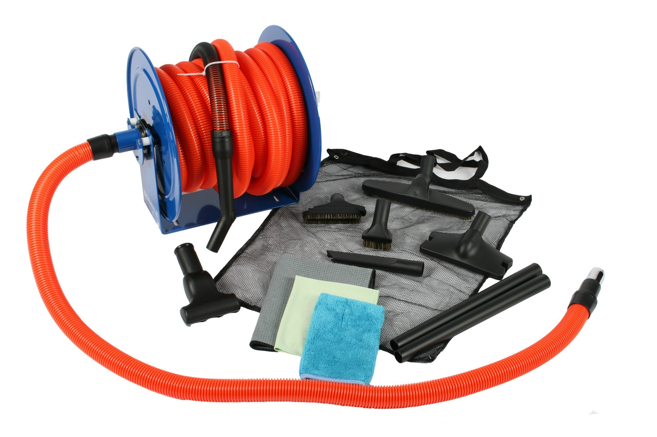 Garage Vacuum Packages