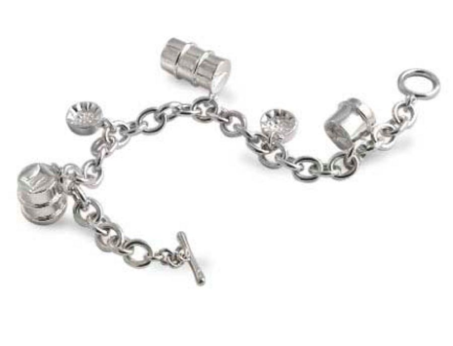 Genesis Charm Bracelet