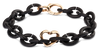 Bronze Black Bracelet