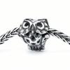 Trollbeads Wise Owl, On Chain