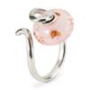 Trollbeads Love Royal on Elegant Fantasy Ring