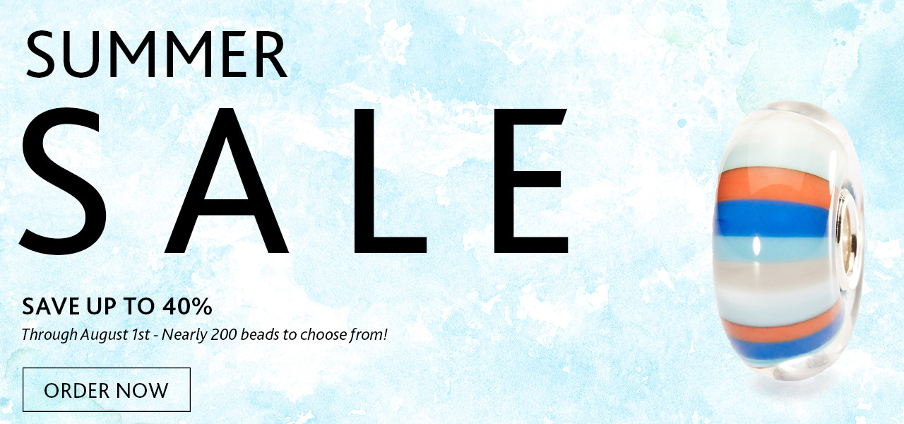 Trollbeads Summer Sale