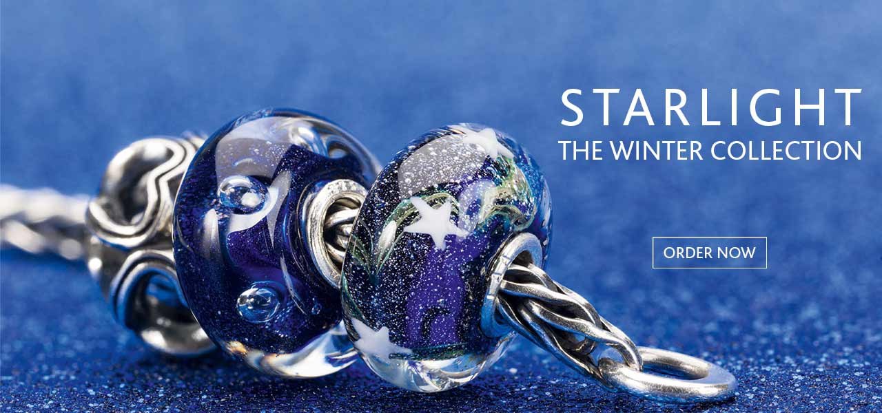 Trollbeads Winter Collection