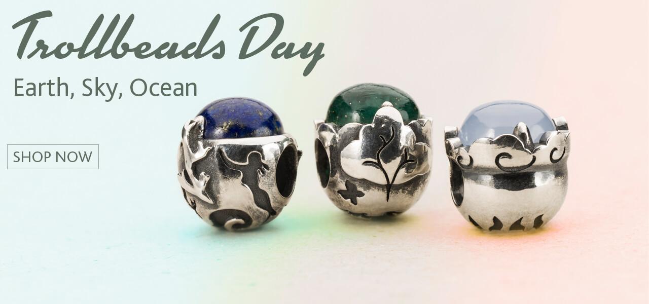 Trollbeads Day Bead