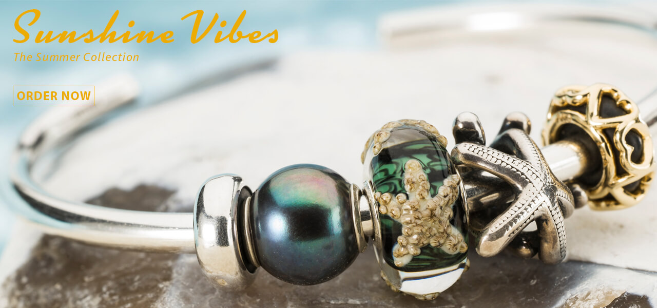 Trollbeads Summer Collection