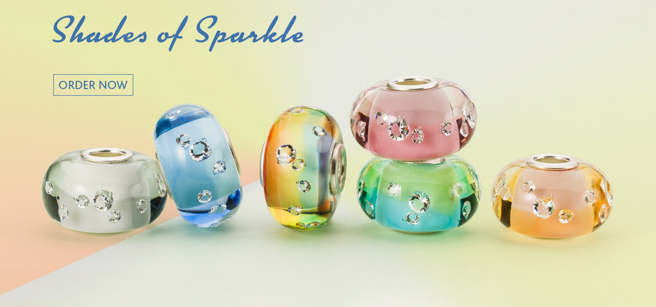 Trollbeads Shades of Sparkle