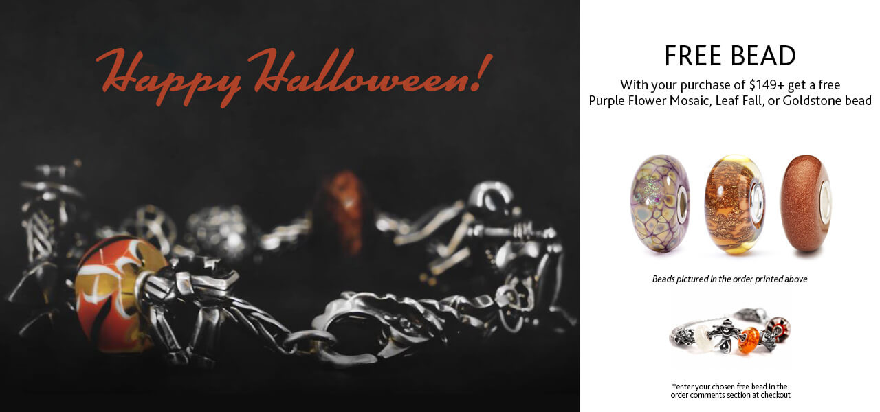 Trollbeads Halloween Gift With Purchase