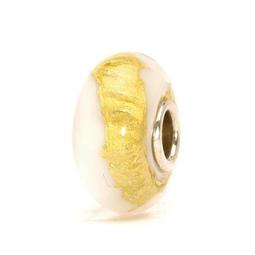 Trollbeads Glass Bead Crown Chakra
