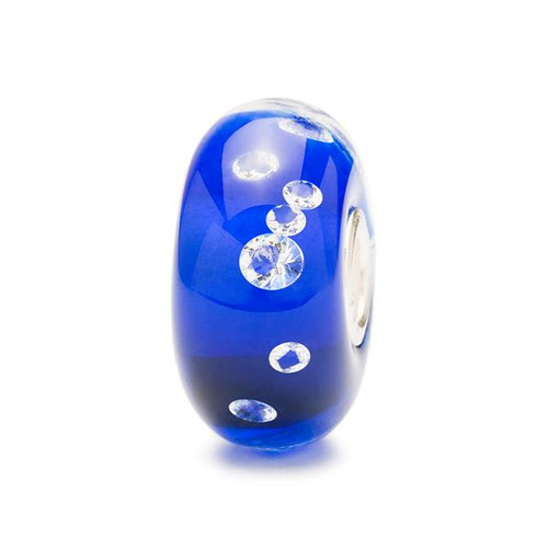 The Diamond Bead, Blue