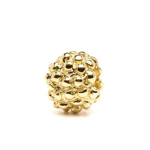 Trollbeads Gold Charm Berry