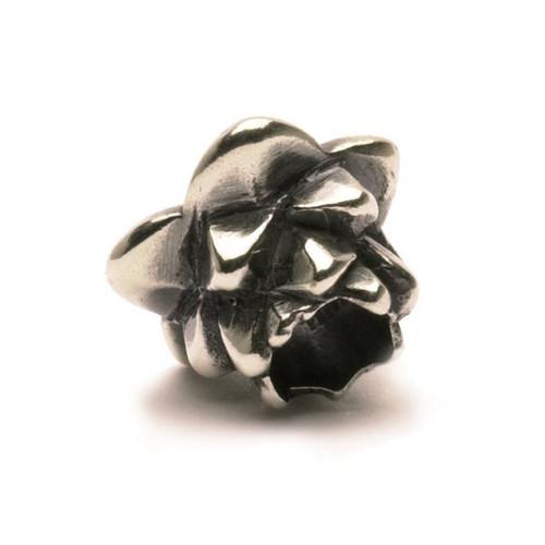 Trollbeads Silver Lotus Charm