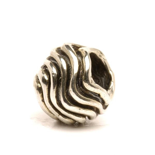 Trollbeads Silver Charm Waves