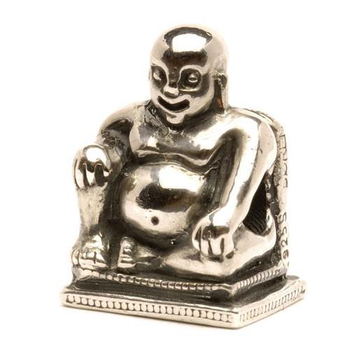 Trollbeads Silver Charm Buddha 11428