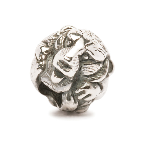Trollbeads Silver Charm Chinese Tiger 11455