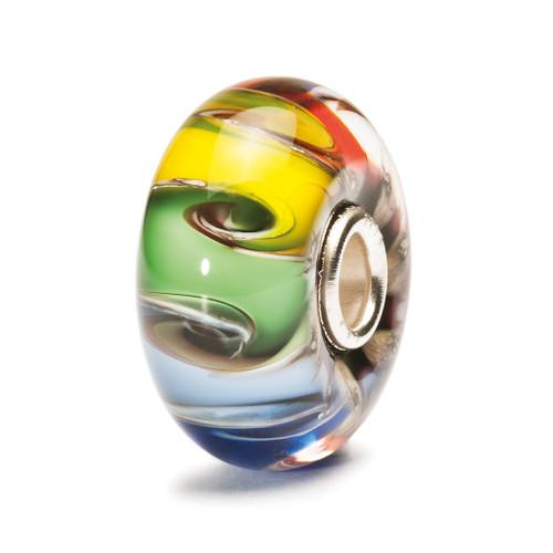 Trollbeads Glass Bead Chakra Colors