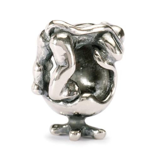 Trollbeads Silver Charm Design Troll
