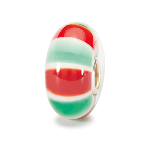 Trollbeads Glass Bead Caprese, World Tour Italy
