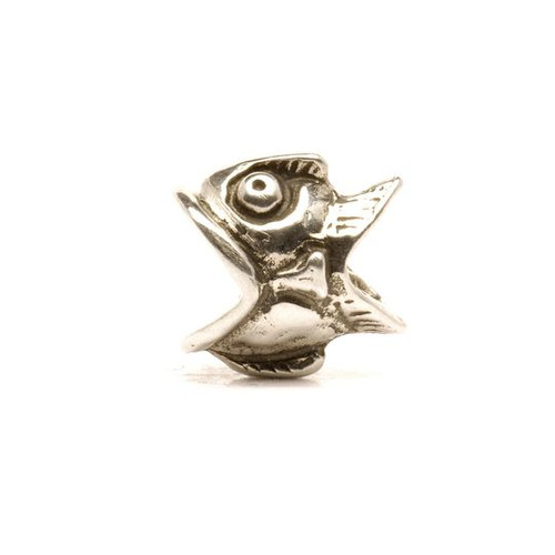 Trollbeads Silver Charm Neither Bird Nor Fish