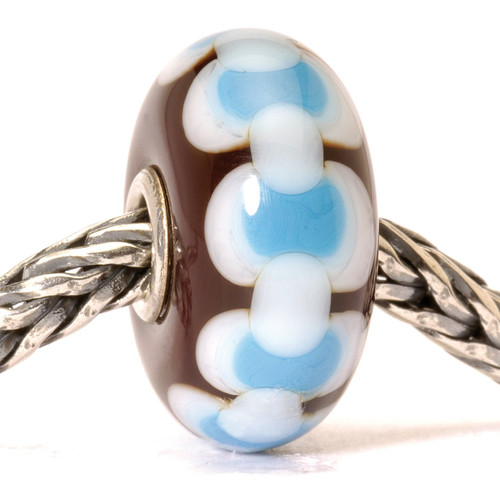 Trollbeads Glass Bead Abba