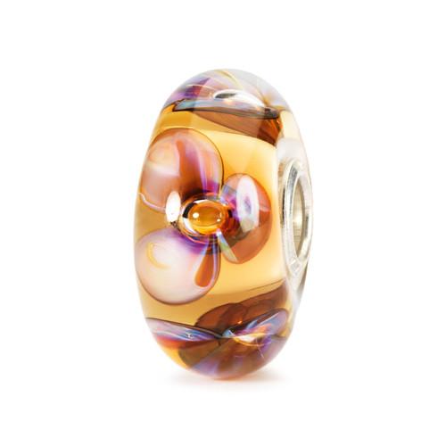 Trollbeads Glass Beads Amber Violets